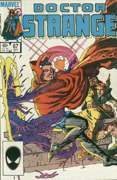 Doctor Strange Vol.2 #67kite44