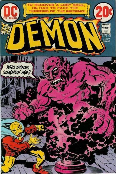 The Demon #10kite44