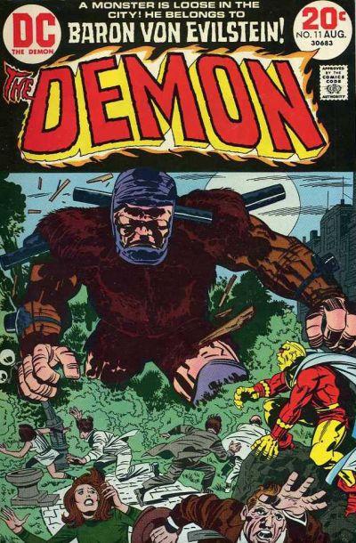 The Demon #11kite44