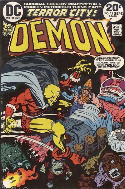 The Demon #12kite44