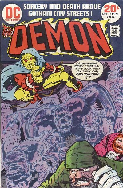 The Demon #13kite44