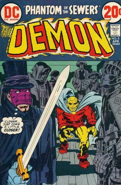 The Demon #8kite44