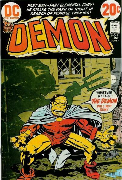 The Demon #9kite44