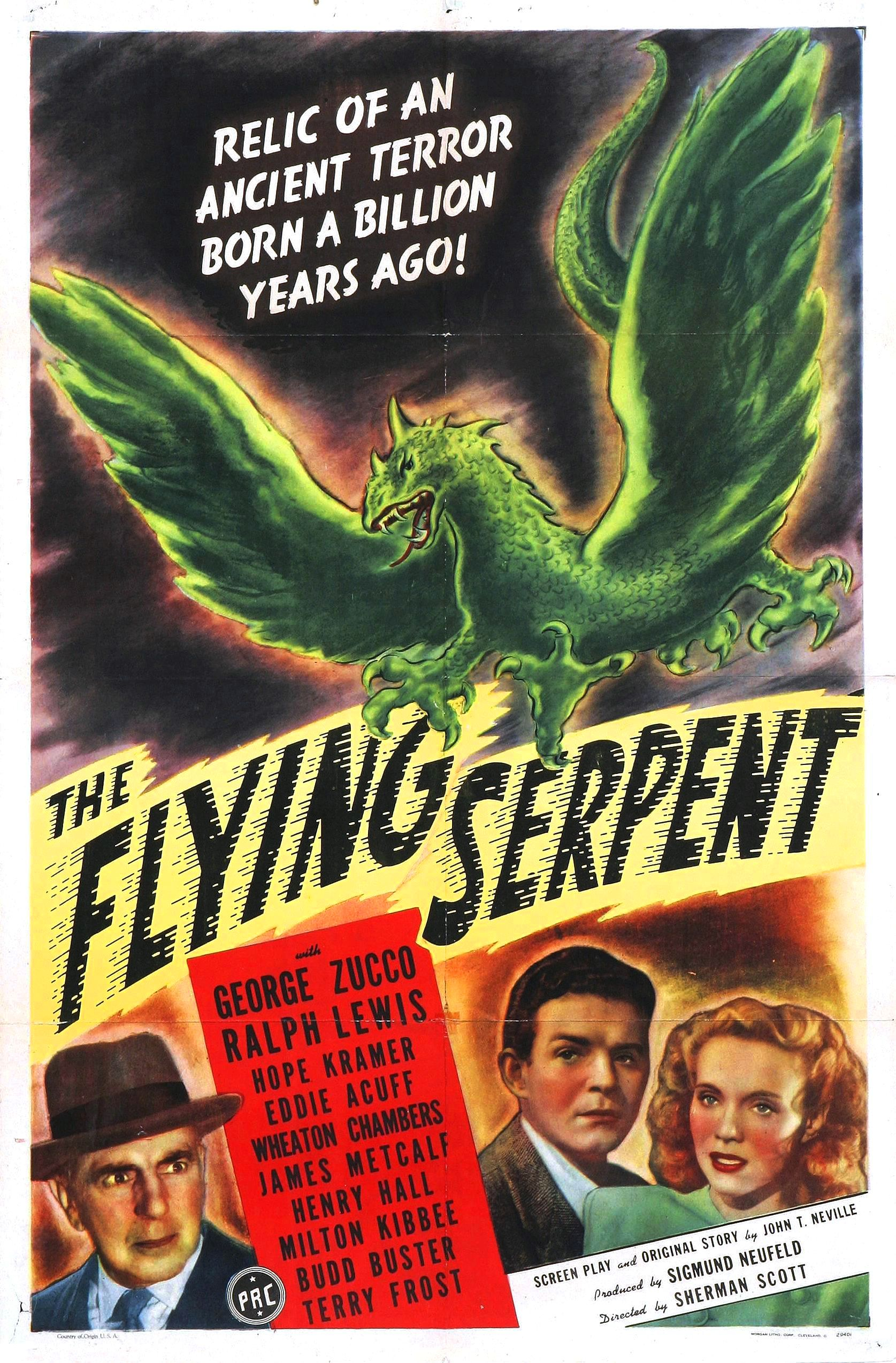 The Flying Serpent 1kite44