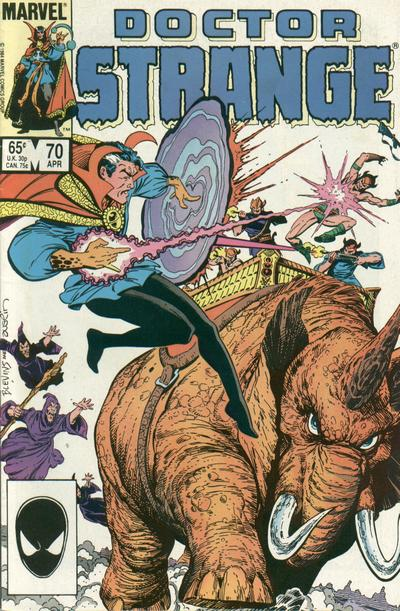 Doctor Strange Vol.2 #70kite44