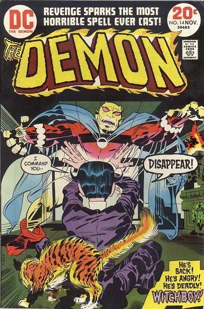 The Demon #14kite44