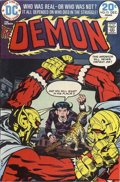 The Demon #15kite44
