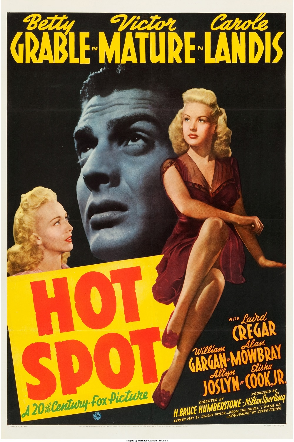 Stand up hook up 1941