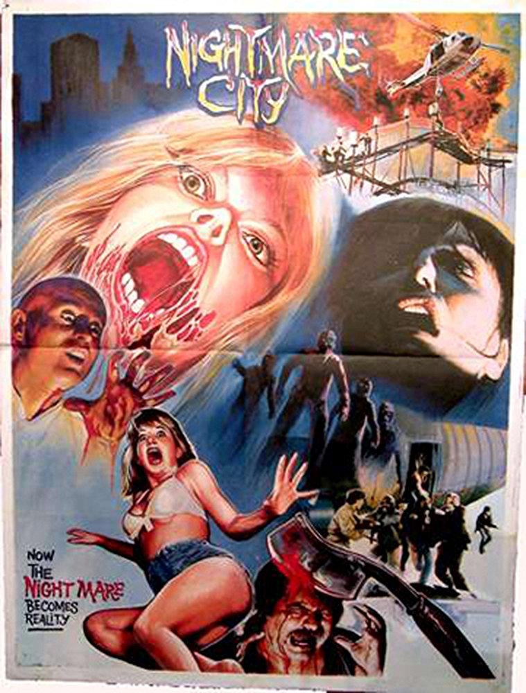Nightmare City 49kite44