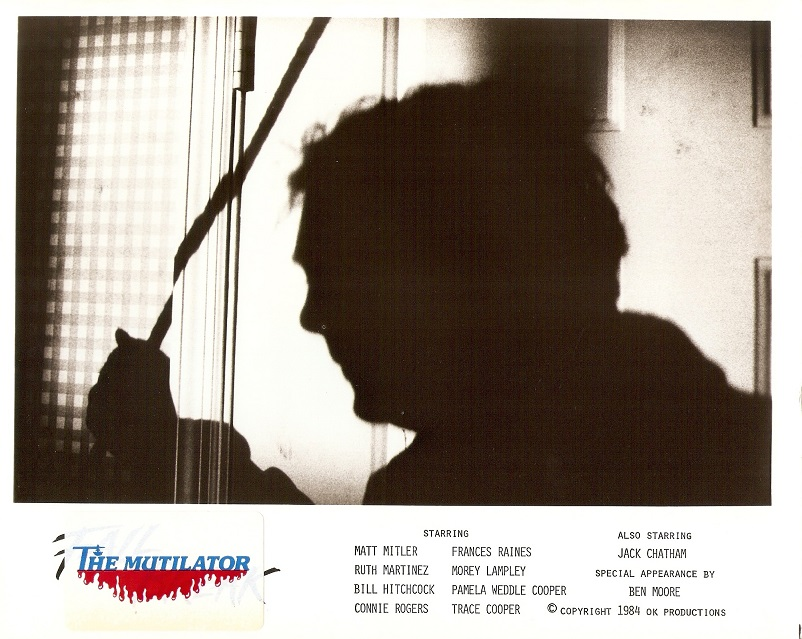 father against son the mutilator 1985 the telltale mind