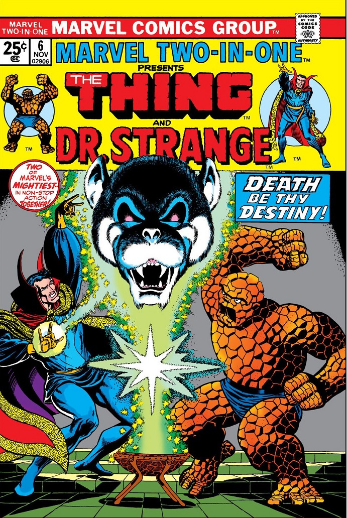 Marvel Two-In-One #6kite44