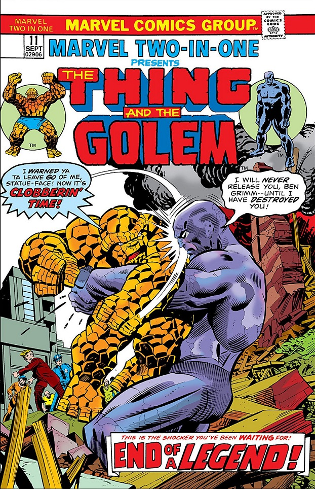 Marvel Two-In-One #11kite44