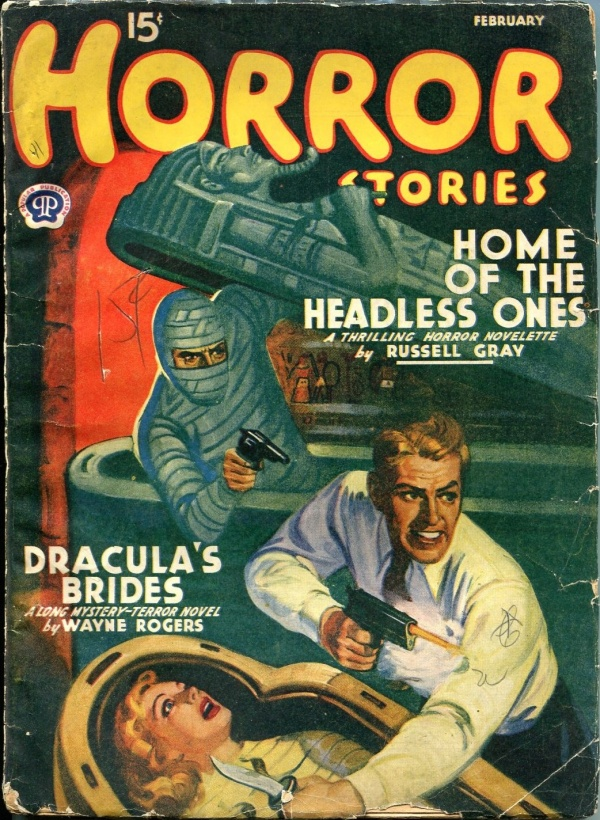Horror Stories 16kite44