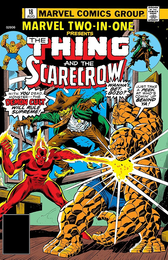 Marvel Two-In-One #18kite44