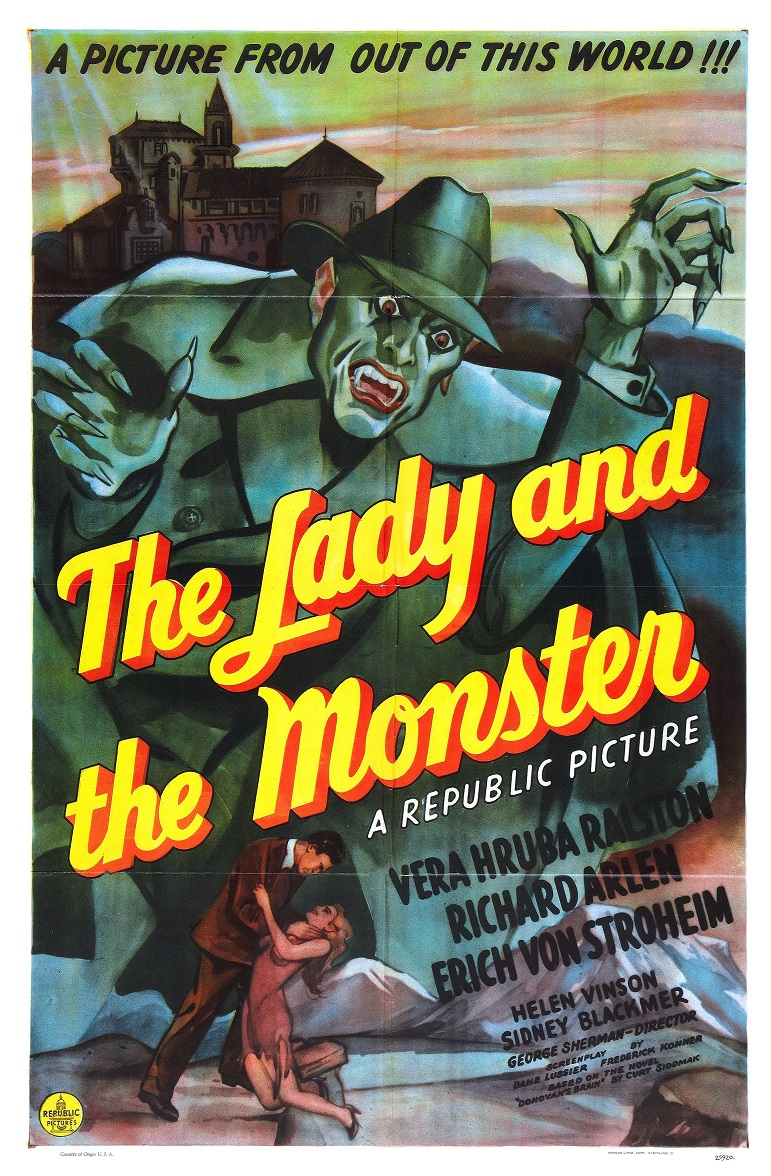 The Lady and the Monster 1kite44