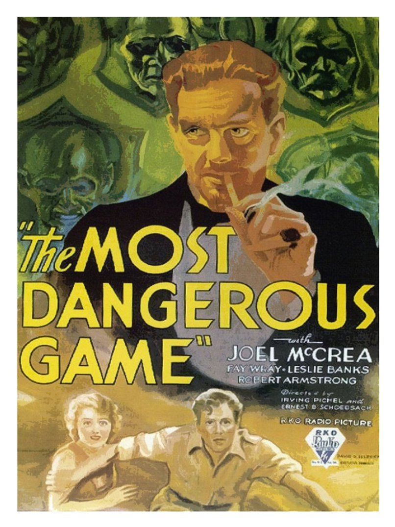 The Most Dangerous Game 1kite44