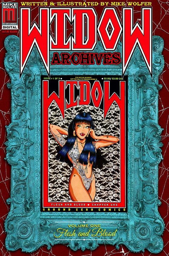 Widows Archives Vol 1kite44