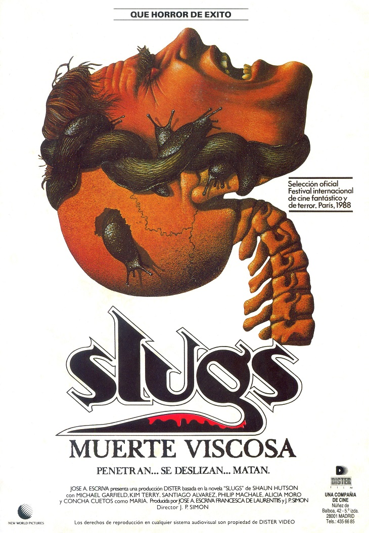 Crawling In My Skin… – Slugs (1988) – The Telltale Mind