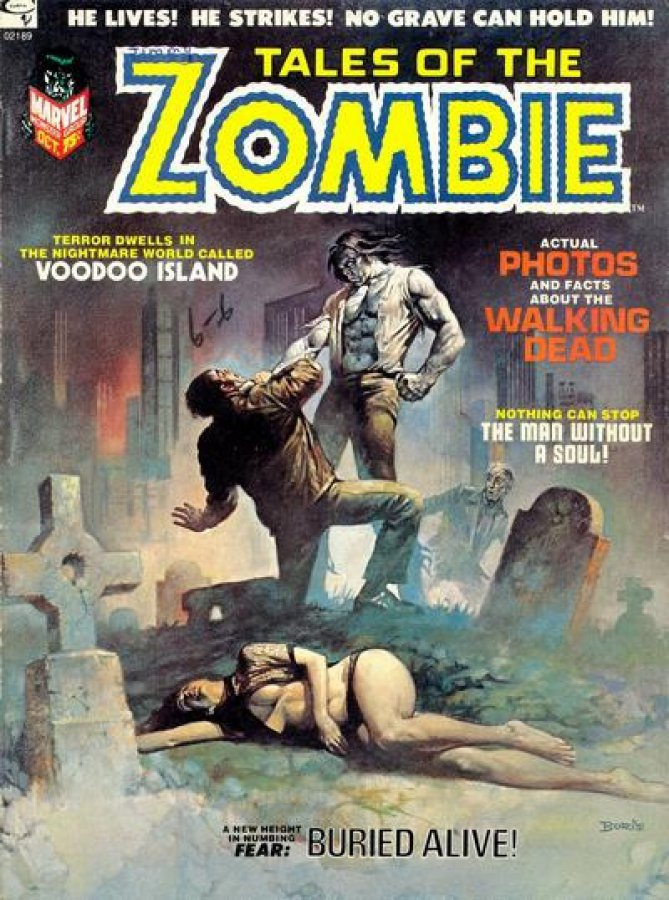 Tales of the Zombie #2kite44
