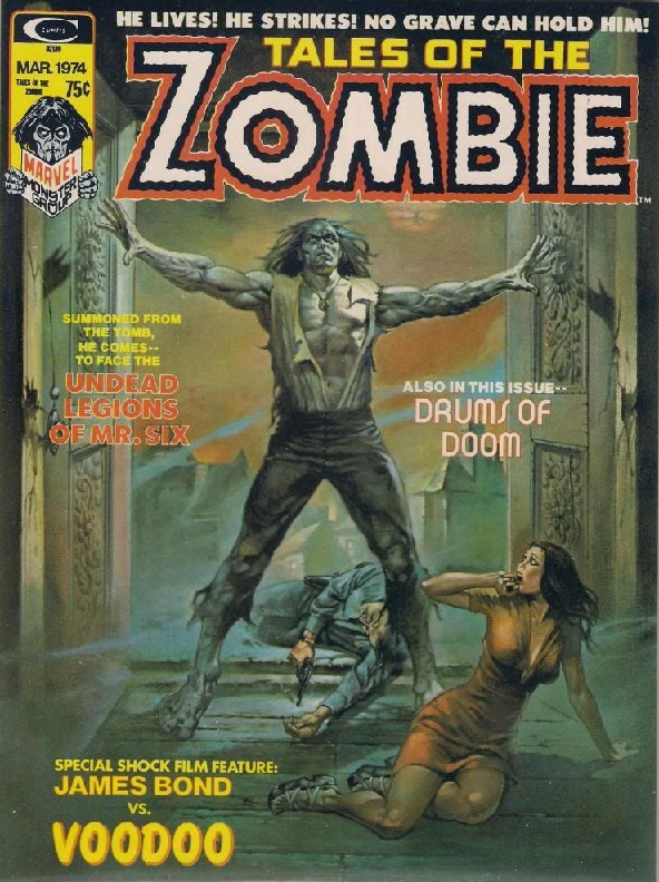 Tales of the Zombie #4kite44
