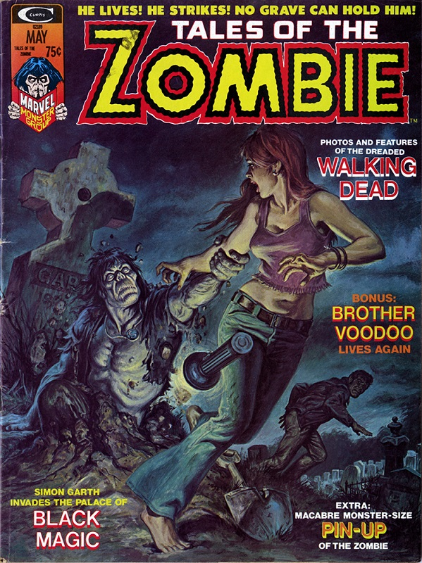 Tales of the Zombie #5kite44