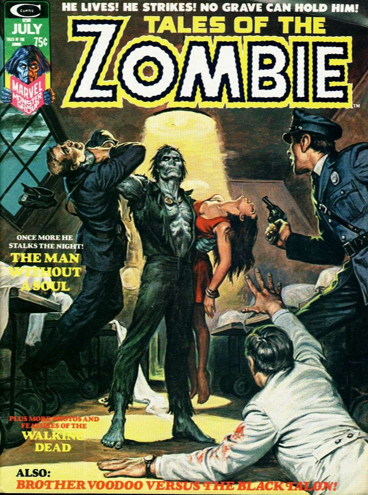 Tales of the Zombie #6kite44