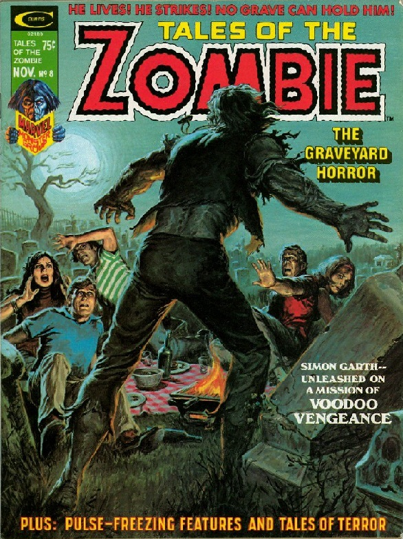 Tales of the Zombie #8kite44