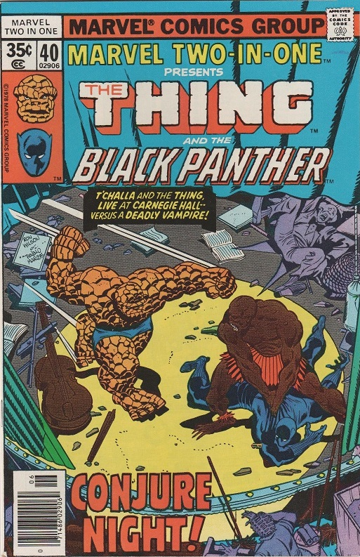 Marvel Two-In-One #40kite44