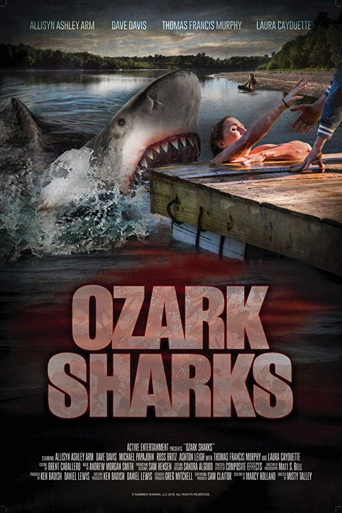Girls, Grandma and… – Ozark Sharks (2016) – The Telltale Mind