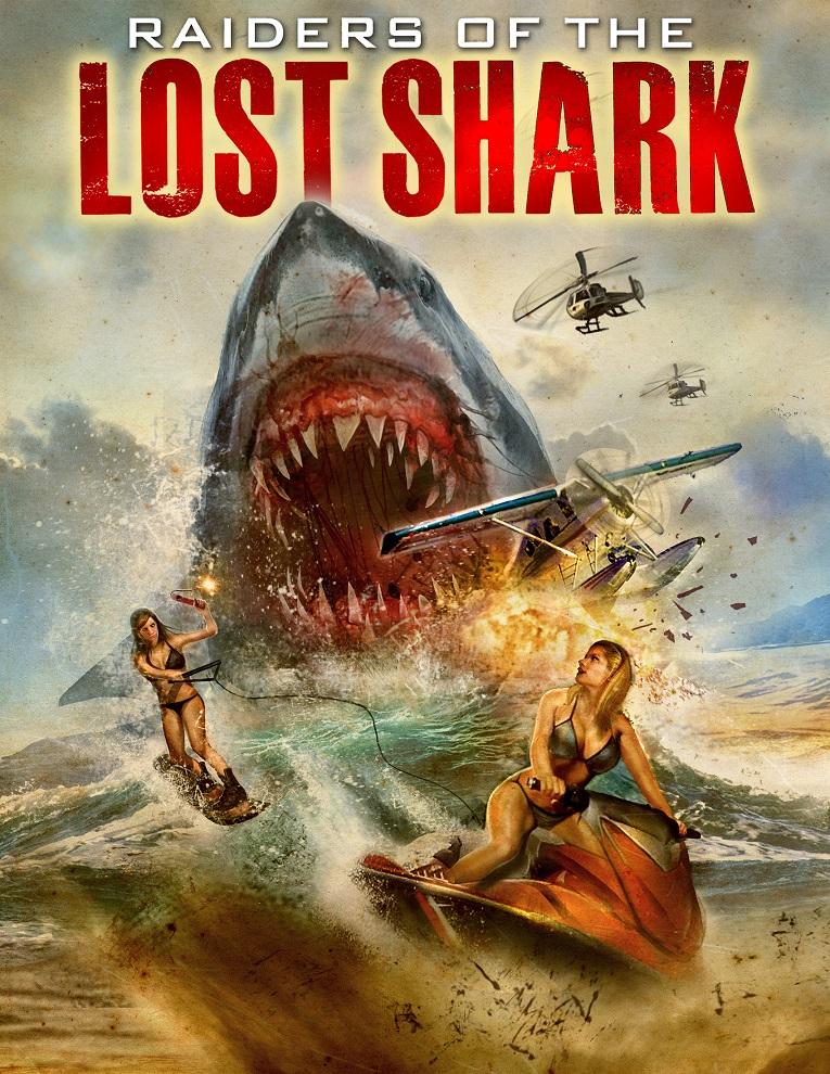 Raiders Of The Lost Shark 1kite44