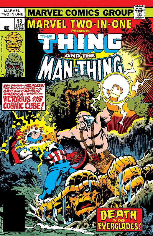 marvel two-in-one #43kite44