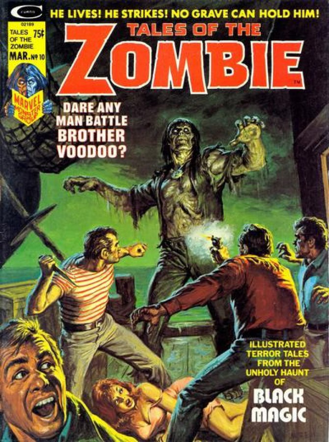 tales of the zombie #10kite44