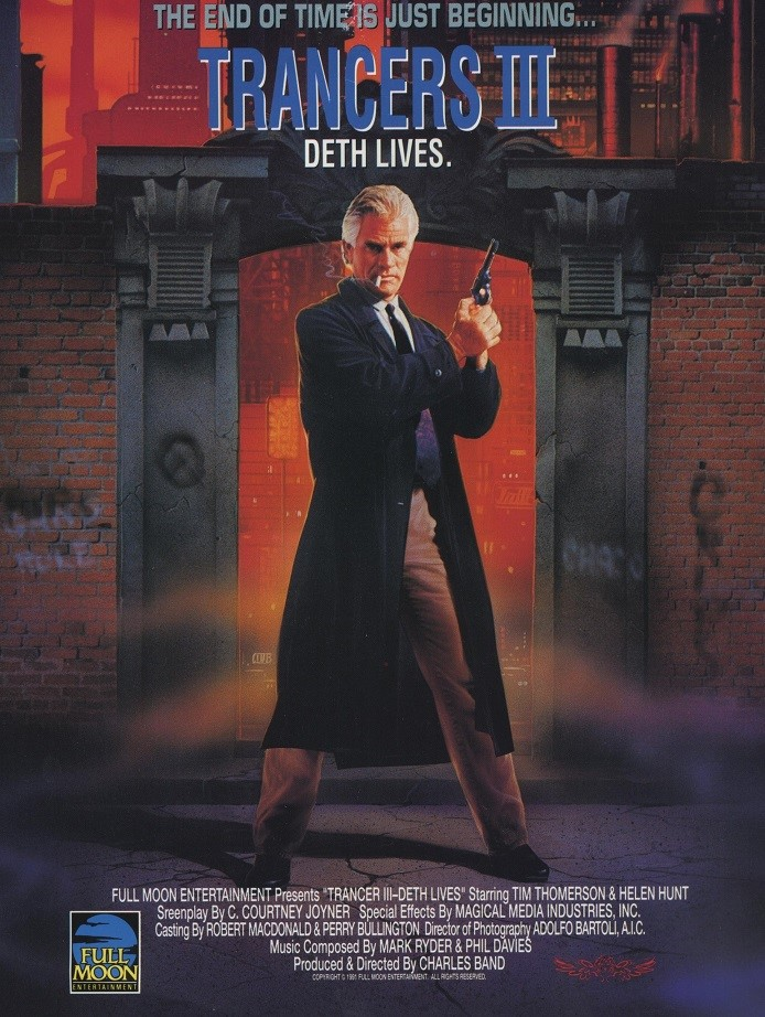 Conscripted Again – Trancers III: Deth Lives (1992) – The