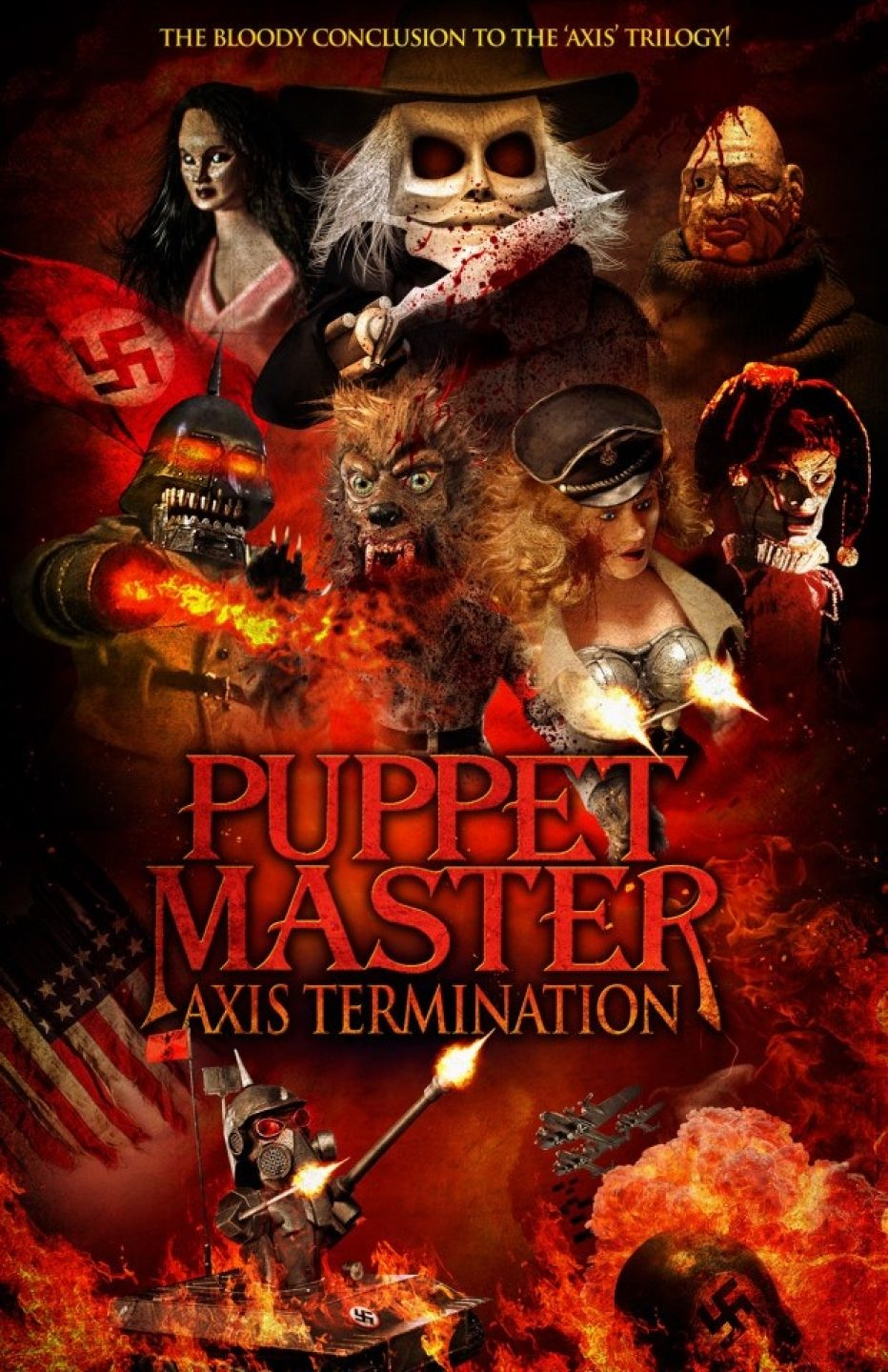 Puppet Master Axis Termination 2kite44