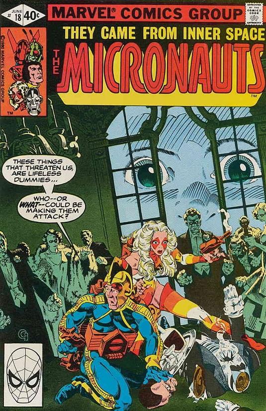 Micronauts #18kite44
